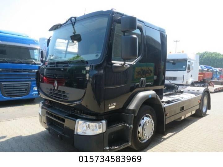 Renault PREMIUM 430 EEV ex LOHR - 2011