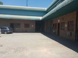 200mw Workshop/Depot To Let Nelspruit