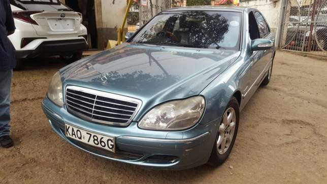 Mercedes-Benz s500 on sale Parklands - image 1