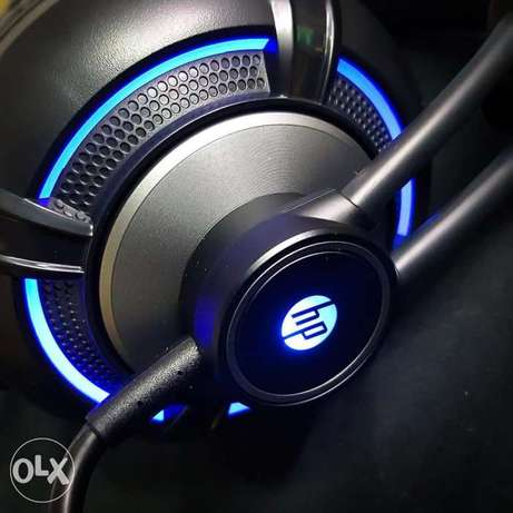 HP Gaming Headset H300