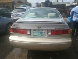 2000 model registered camry for sale