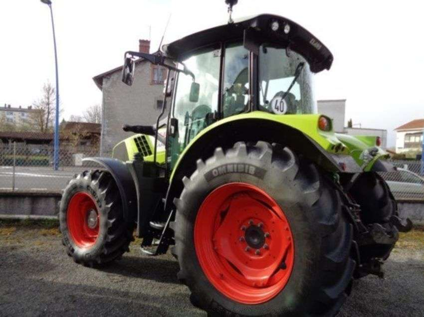 Claas Arion 540 Cis - 2017 - image 2