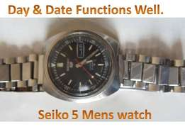 Seiko 5 Watch Gents