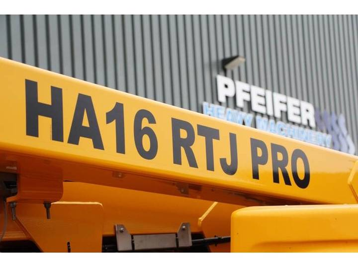 Haulotte HA16RTJPRO NEW / UNUSED, 16 m Working Height, Also - 2018 - image 5