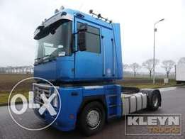Renault Magnum 460 - To be Imported