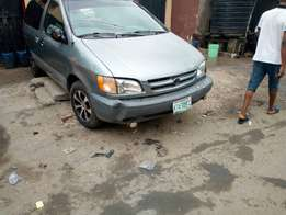 Clean Toyota Sienna For QUICK SALE!!!
