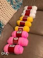 Crochet & Knitting Yarn : Crafts Smart 198g