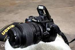 Neatly used Nikon cameral for sale