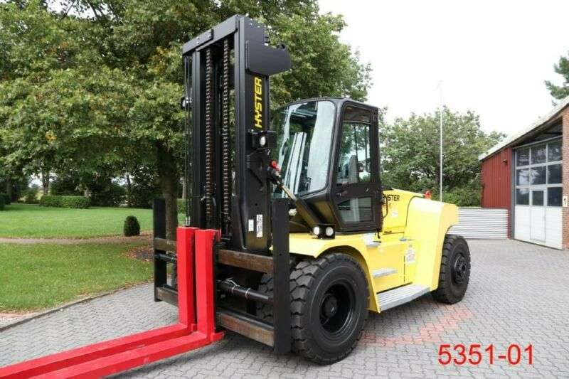 Hyster H 16 Xm 6 - 2018
