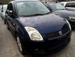Suzuki swift deep blue