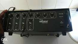 New Amplifier 5 core Powerful