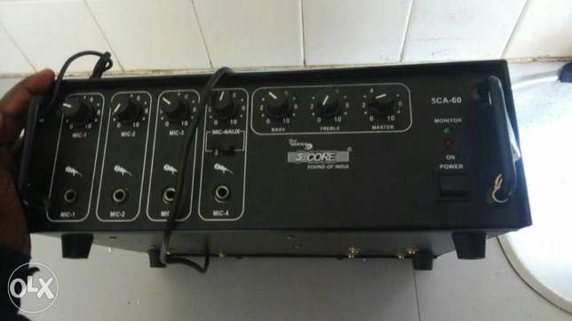 New Amplifier 5 core Powerful Nairobi CBD - image 1