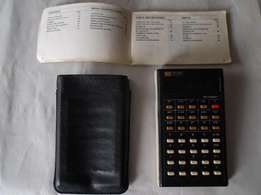 Vintage Sharp Elsi-Mate EL-500 Electronic Calculator