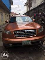 Infinity FX 35 for sale in portharcourt