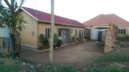 House for sale 57million bulindo Kira 2bedrooms self contained negotia