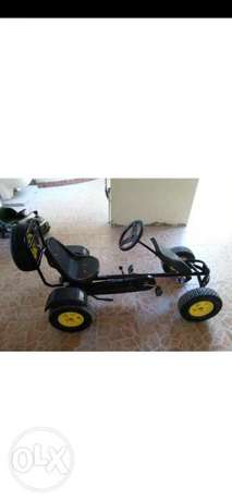 Pedal car for adult