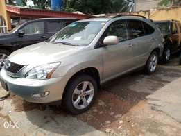Lexus Rx350 model 2008 full option Tokunbo
