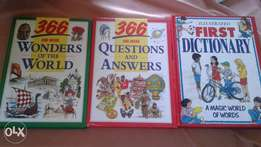 childrens dictionaries and encyclopedias
