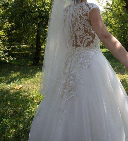 Весільна сукня плаття  12793fb5786da