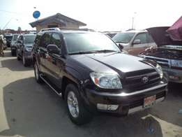 Toks 2005 Toyota 4runner. Limited edition