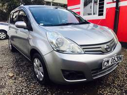 2010 Nissan Note 1500cc