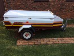 6ft Venter Trailer