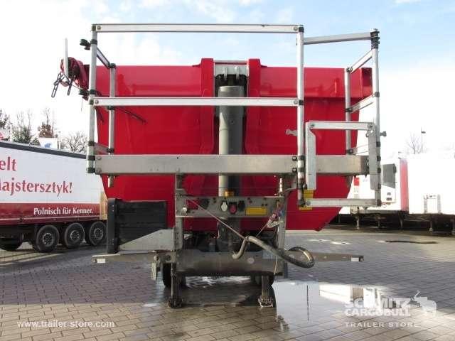 Schmitz Cargobull Kipper Stahlrundmulde 24m³ - 2016 - image 7