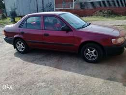 1997 corrola immaculate condition start and go car 48k onco