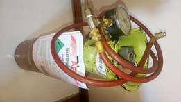 Afrox helium cylinder for sale or swap