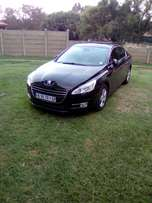 Nice peugeot 508.1.6 2011 model for sale or swop