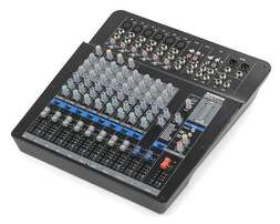 Samson MixPad MXP144FX - 14-Channel Analog Stereo Mixer with Effects a