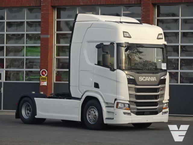 """Scania R450 A4x2NB """"Next Gen"""" New - 2019"""