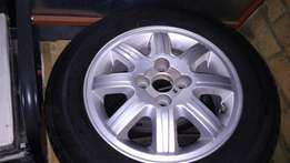 14 inch rims and tyres for sale