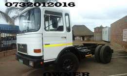 SINGLE DIFF man 15-120 with 5 speed automatic transmission