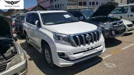 2014 Toyota Prado 3.0 Diesel*Fullbody kit*sunroof*leather*Just Arrived