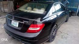 2009 Sparkling firstbody Benz C300 with factory chilling AC & duty