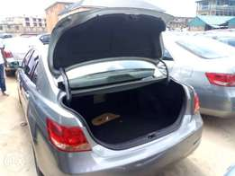 Still New Tokunbo Toyota spider 2007 with chilling AC, leather seat