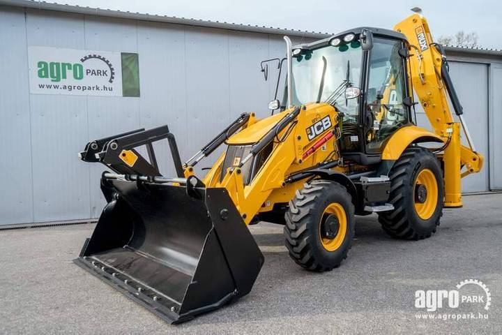 JCB New 3cx Eco Sitemaster, Backhoe Loader, Powershift - 2019