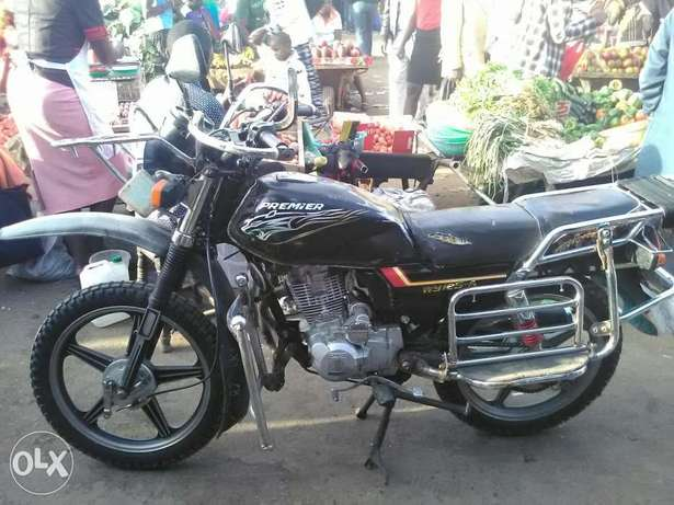 Clean Motorbike On Sale Githurai - image 3