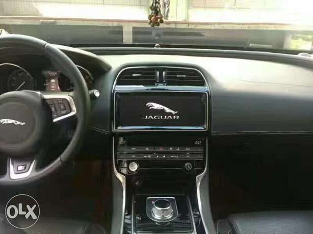 شاشة جاجوار Jaguar XF Android DVD