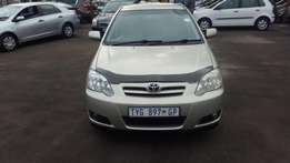 Toyota runx 1.6 2007 for sale