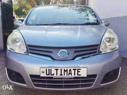 Nissan Note Just Arrived Fully Loaded 2010 Asking Price 660,000/=