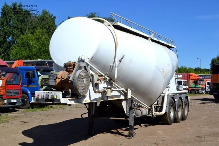 Viking Vurmak   cement tank trailer - 2013