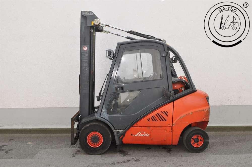 Linde H30T-01 - 2011 - image 2
