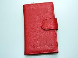 0b7f172daaee6 Damski portfel portfele Jennifer Jones z ekoskóry 1105