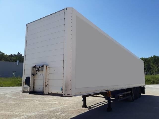 Schmitz Cargobull SKO 24 / Iso-Koffer / SAF - 2006