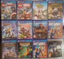 Kids PS4 Games new