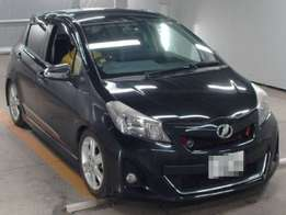 2011 Foreign Used Toyota, Vitz Manual Petrol for sale - KSh 925,000