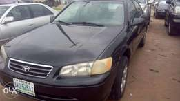 Neat 2001 Toyota Camry For Grabs