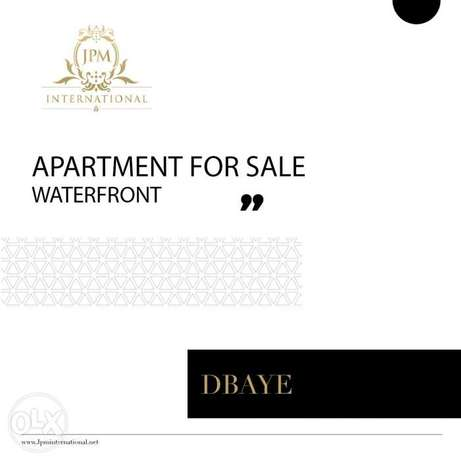 Fully furnished apartment for sale in Waterfront Dbaye-Special price